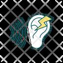 Noise Sensitivity Sensory Sensitivity Earache Icon