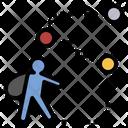 Nomad Move Refugee Icon