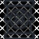Non Ecological Barrel Icon