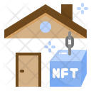 Cryptocurrency Crypto Token Non Fungible Token Icon