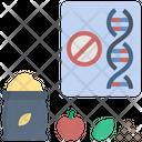 Crop Genetic Gmo Crop Icon
