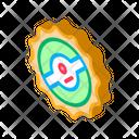 Non Gmo Cross Out Icon