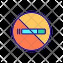 Hostel Contour Forbidden Icon
