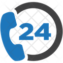 Nonstop 24 24 H Icon
