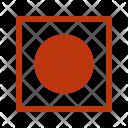 Nonveg sign Icon