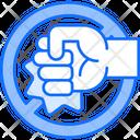 Nonviolent Resistance Icon