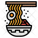 Noodle Box China Icon