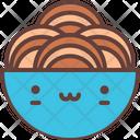 Noodle Menu Plate Icon