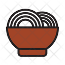 Eat Food Mie Icon