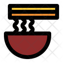 Noodle Food Meal Icon