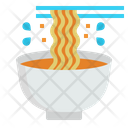 Noodel Food Restaurant Icon