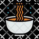 Noodel Food Restaurant Icon