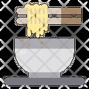 Noodle Ramen Restaurant Icon
