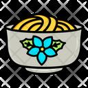 Noodle Bowl Food Icon
