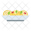 Vermicelli Rice Noodles Icon