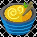 Noodles Bowl Soup Icon
