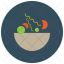 Noodles Bowl Food Icon