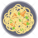 Noodles Chinese Instant Icon