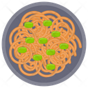 Noodles Chinese Noodles Italian Cuisines Icon