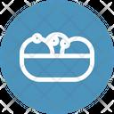 Noodles Vermicelli Bowl Icon