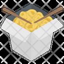 Noodles Vermicelli Spaghetti Icon