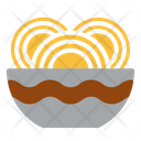 Noodles Food Breakfast Icon