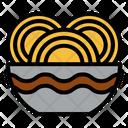 Noodles Food Breakfast Icon