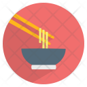 Noodles Chinese Spaghetti Icon