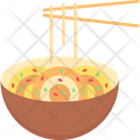 Noodles Hakka Noodles Chinese Icon