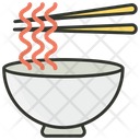 Noodles Bowl Icon