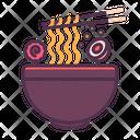 Bowl Noodles Ramen Icon