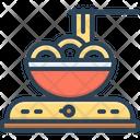 Noodles Bowl Bowl Goblet Icon