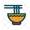 Bowl Chinese Noodles Icon
