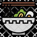 Noodles Bowl Icon