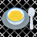 Noodles Soup Food Icon
