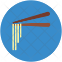 Noodles Sticks Gnocchi Icon