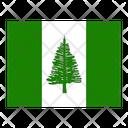 Norfolk Flag Flags Icon