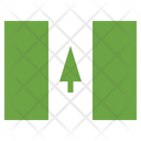 Norfolk Island Country National Icon