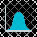 Normal Distribution Icon