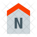 North Direction Icon