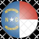 North Carolina Us Icon