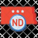 North Dakota Icon