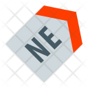 North East Direction Icon