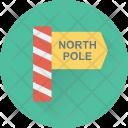 North Pole Xmas Icon