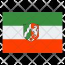 North Rhine Westphalia Icon