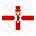 Northern Flag Flags Icon