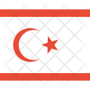 Northern Cyprus Flag Icon