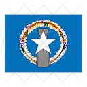 Northern Mariana Islands Flag Flags Icon