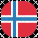 Norway Norwegian National Icon
