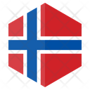 Norway Country Flag Icon